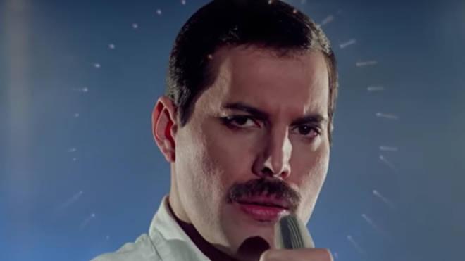 Freddie Mercury lost video
