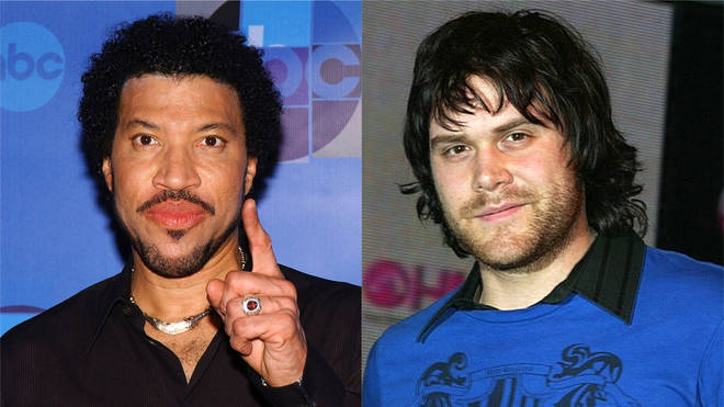 Lionel Richie and Daniel Bedingfield