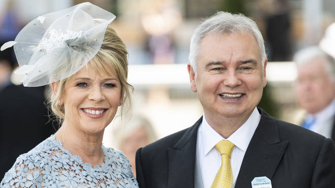Ruth Langsford hosts This Morning on Fridays with husband Eamonn Holmes