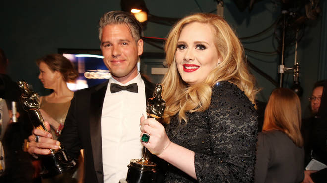 Paul Epworth with Adele