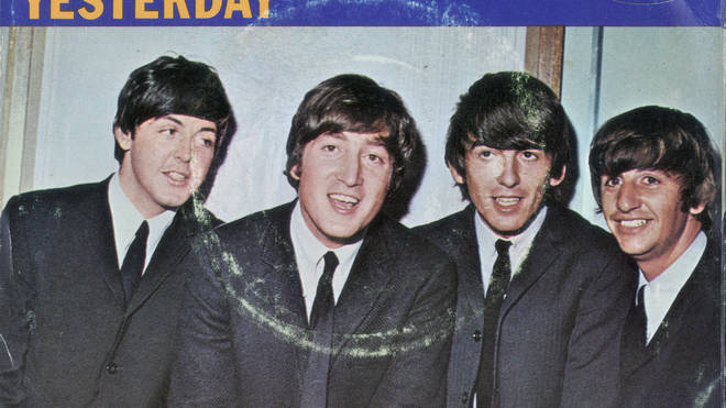The Beatles' 'Yesterday/Act Naturally' Single