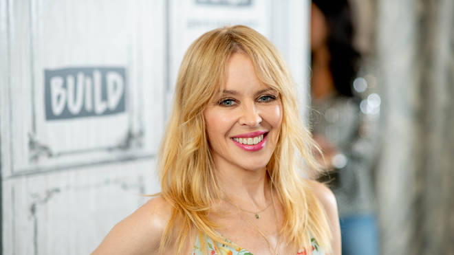 Kylie Minogue in 2018