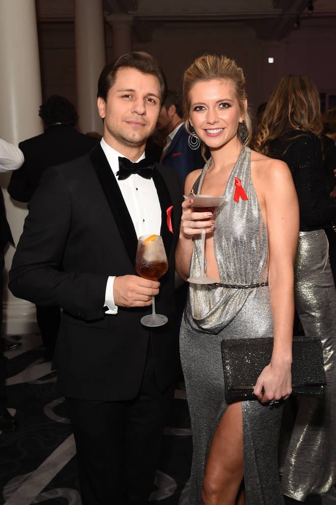 Pasha Kovalev and Rachel Riley marry in Las Vegas