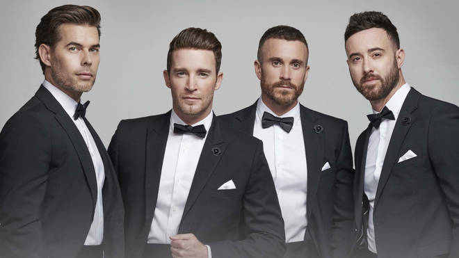 The Overtones unveil new member Jay James