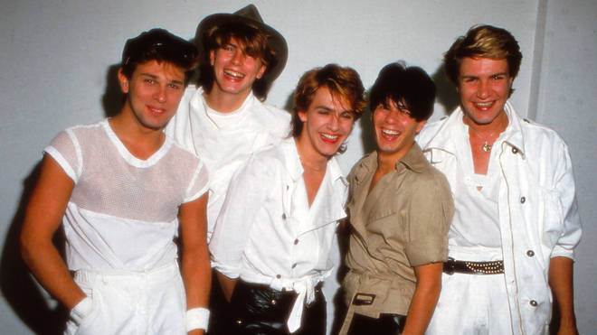 Duran Duran in San Francisco in 1982