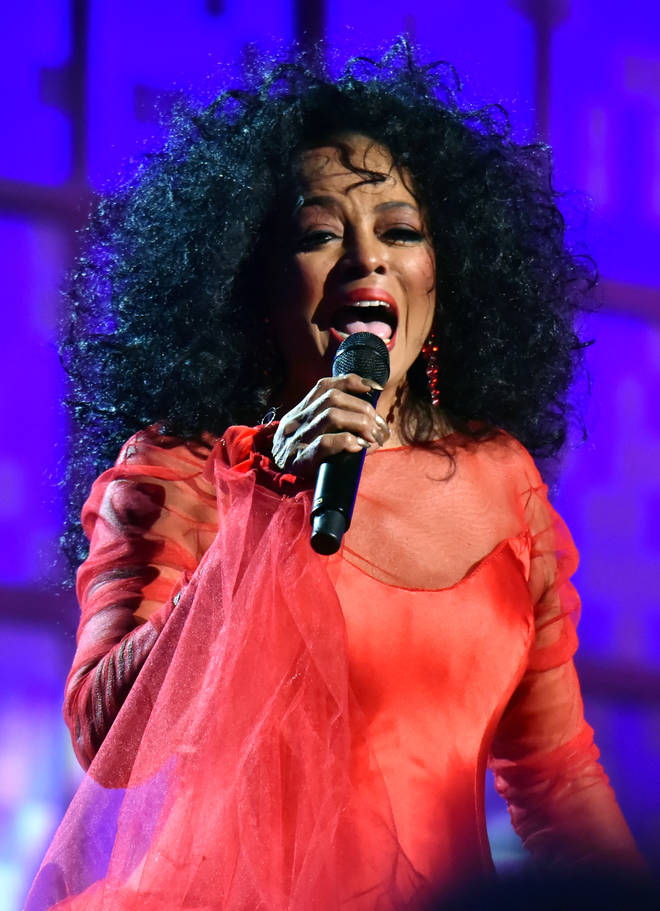 Diana Ross fears rare concert film footage may be lost forever