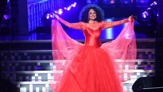 Time to turn the house 'Upside Down' and find that footage, Diana Ross!