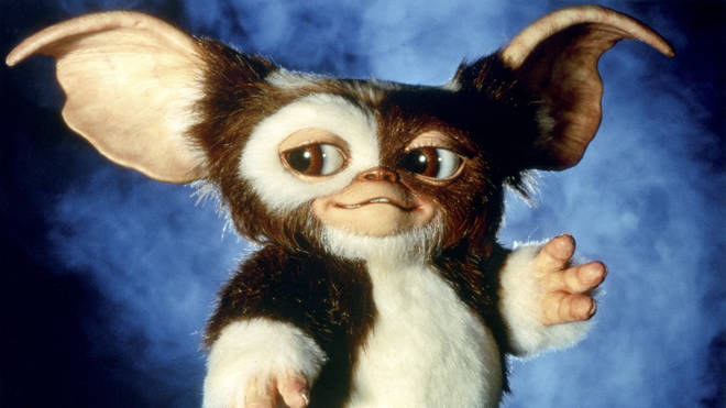 A gremlins from the Gremlins movie
