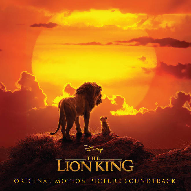 The Lion King soundtrack will be released ahead of the film's release