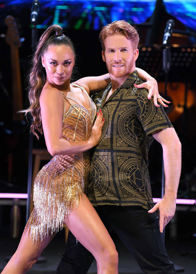 Strictly Come Dancing 2019: Katya and Neil Jones
