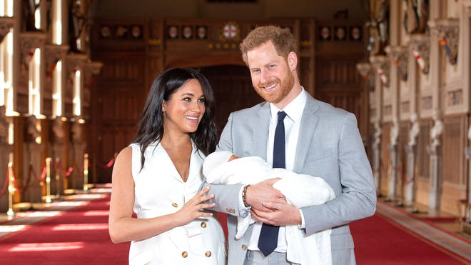 Prince Harry and Meghan Markle: Who are the godparents for baby Archie Mountbatten-Windsor?