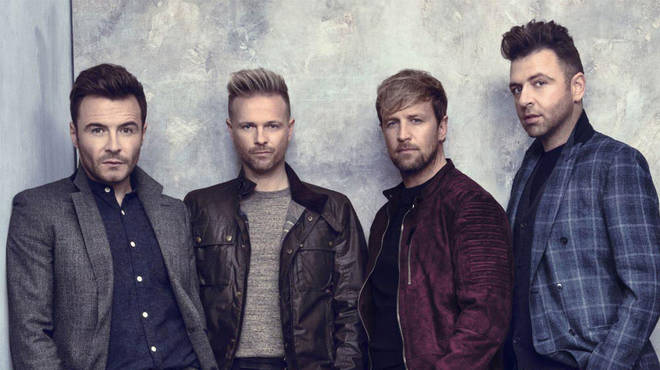 Westlife release brand new single 'Dynamite'