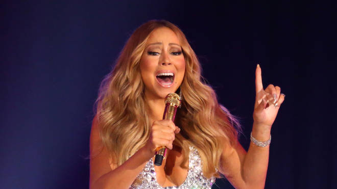 Mariah Carey stuns fans with unexpected Bottle Cap Challenge video twist