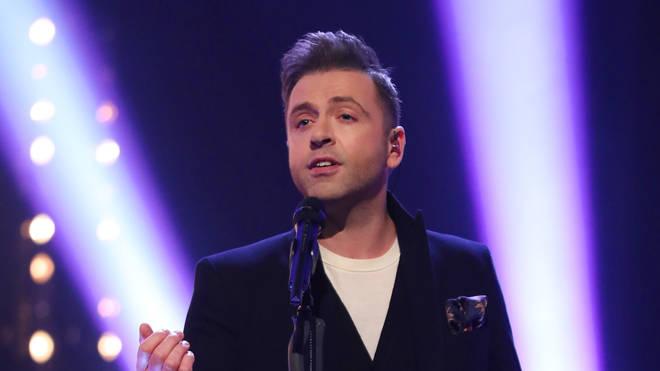 Westlife's Mark Feehily reveals baby's gender during live concert