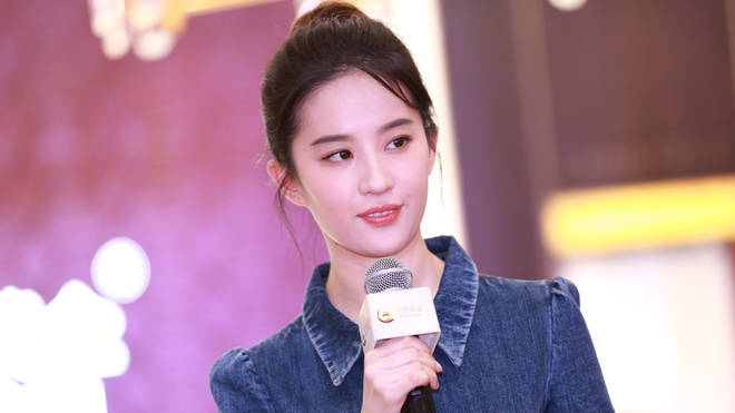 Liu Yifei will play the lead role of Mulan