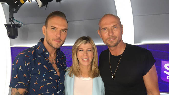 Bros and Kate Garraway