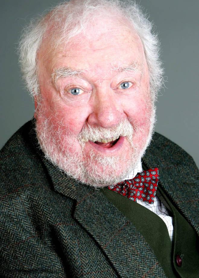 Emmerdale actor Freddie Jones dead: Soap star dies aged 91