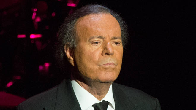 Julio Iglesias Performs At The Royal Albert Hall