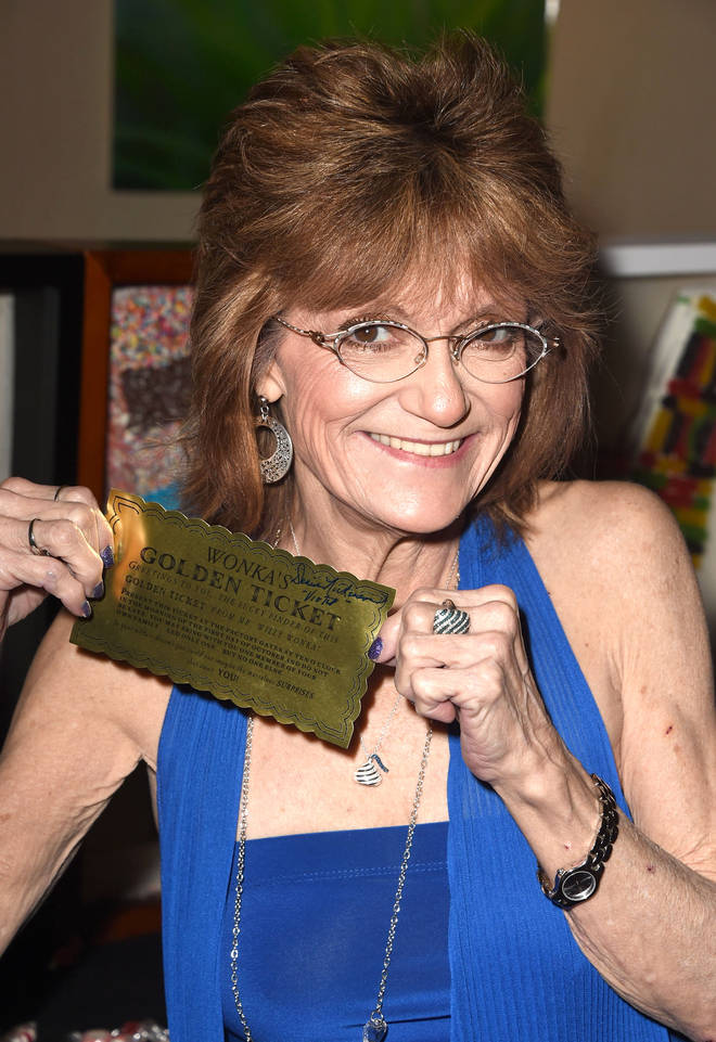 Willy Wonka & The Chocolate Factory's Violet Beauregarde actress Denise Nickerson dies aged 62