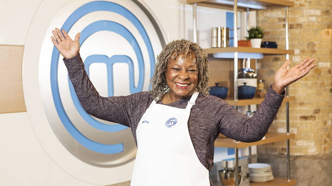 Martha Reeves on Celebrity MasterChef 2019