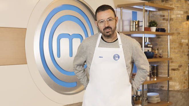 Judge Jules on Celebrity MasterChef 2019