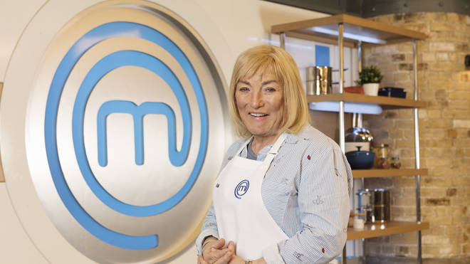 Kellie Maloney on Celebrity MasterChef 2019