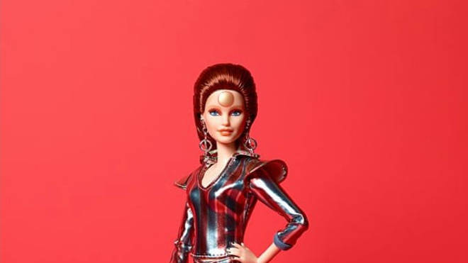 Barbie Ziggy Stardust