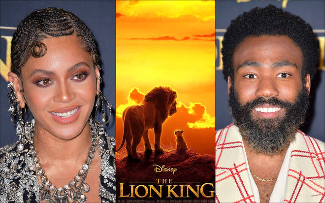 The Lion King 2019 Soundtrack Beyoncé And Donald Glover