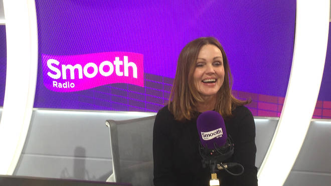 Belinda Carlisle speaking to Smooth Radio