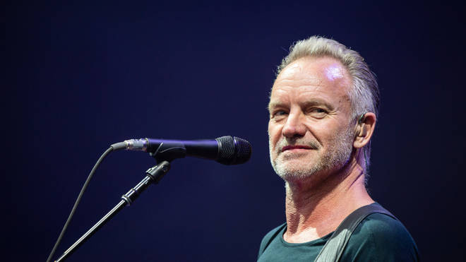Message In A Bottle will revolve around Sting's music