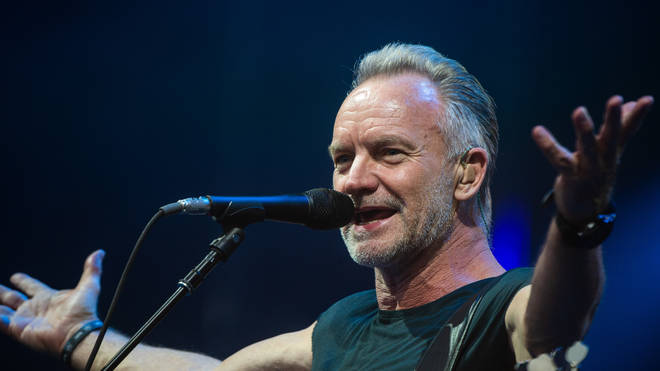 A stage show set to the music of Sting is coming soon