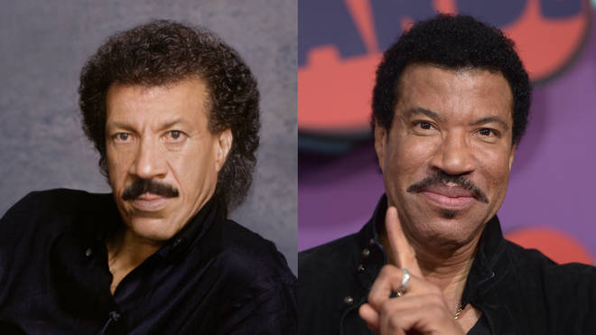 Lionel Richie FaceApp