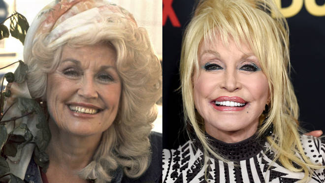 Dolly Parton FaceApp