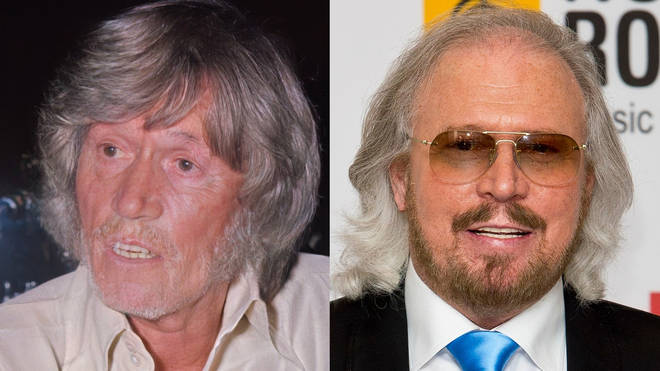 Barry Gibb FaceApp
