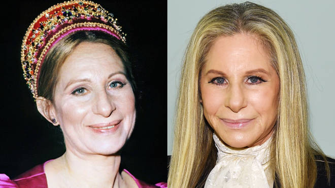 Barbra Streisand FaceApp