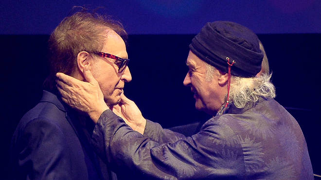 Ray and Dave Davies in 2018
