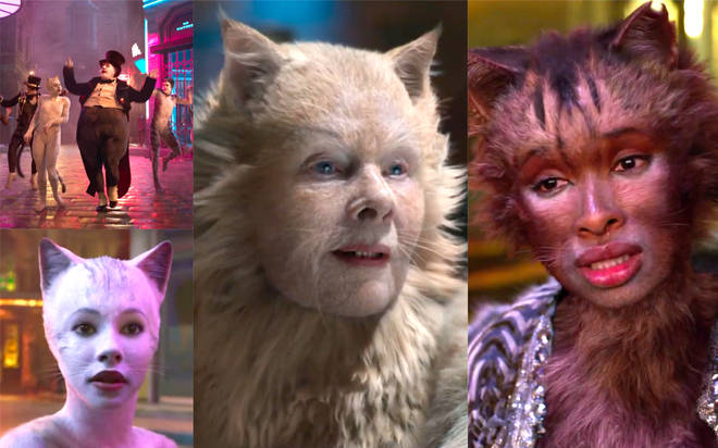 CATS 2019 movie trailer: First look at Dame Judi Dench and the rest of the cast as cats