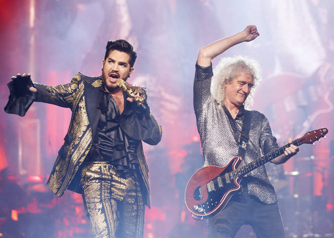 Queen's Brian May says he will never tour with a Freddie