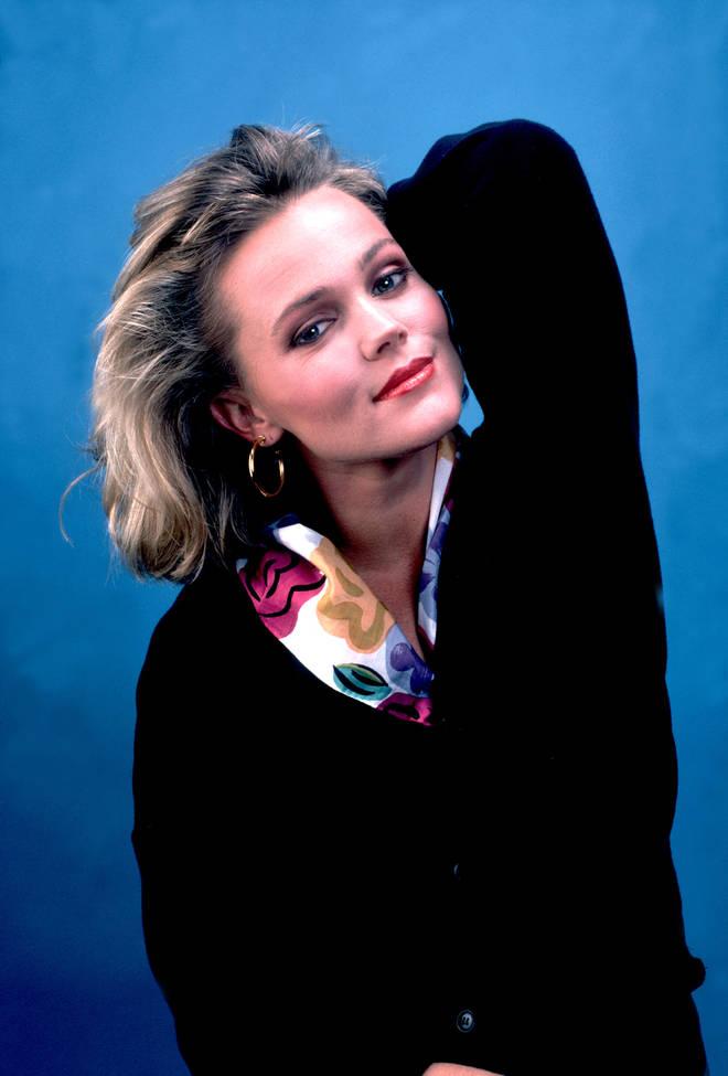 Belinda Carlisle in 1986