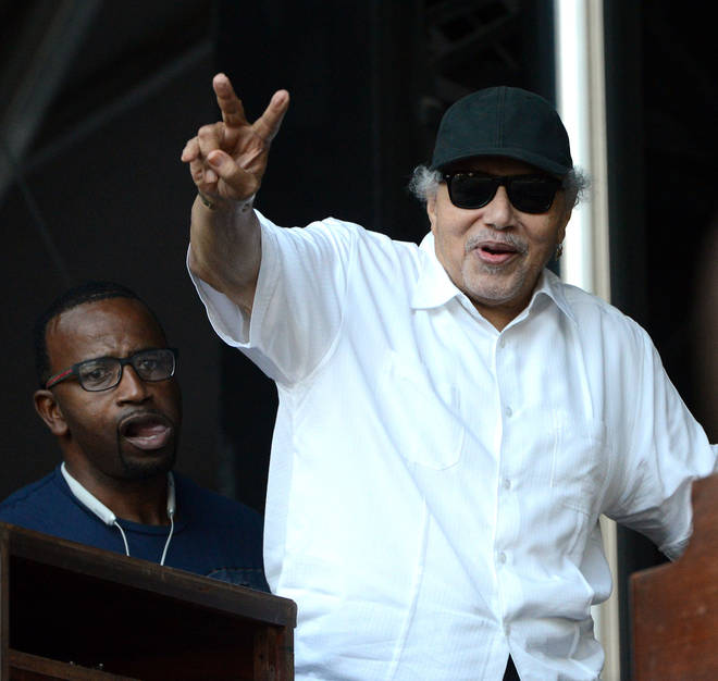 Art Neville in 2017
