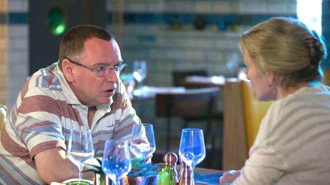 Adam Woodyatt has played Ian Beale since the first episode of EastEnders