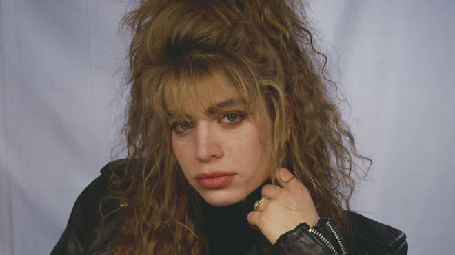 Taylor Dayne in 1985