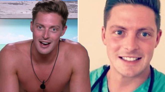Get to know Celebrity Masterchef contestant and former Love Island star, Dr Alex George