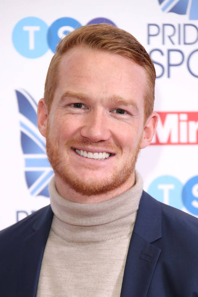 Greg Rutherford is a British field athlete and Olympic gold medallist