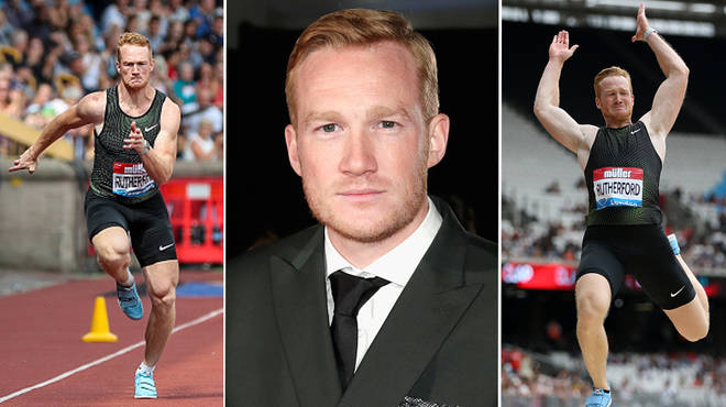 Olympian Greg Rutherford has joined the Celebrity Masterchef 2019 line-up