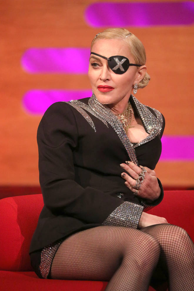 Madonna tried to stop the auction taking place