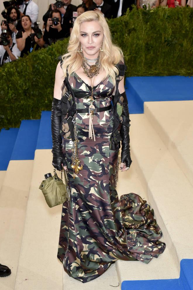Madonna's long-time musical collaborator Patrick Leonard released three demo tracks