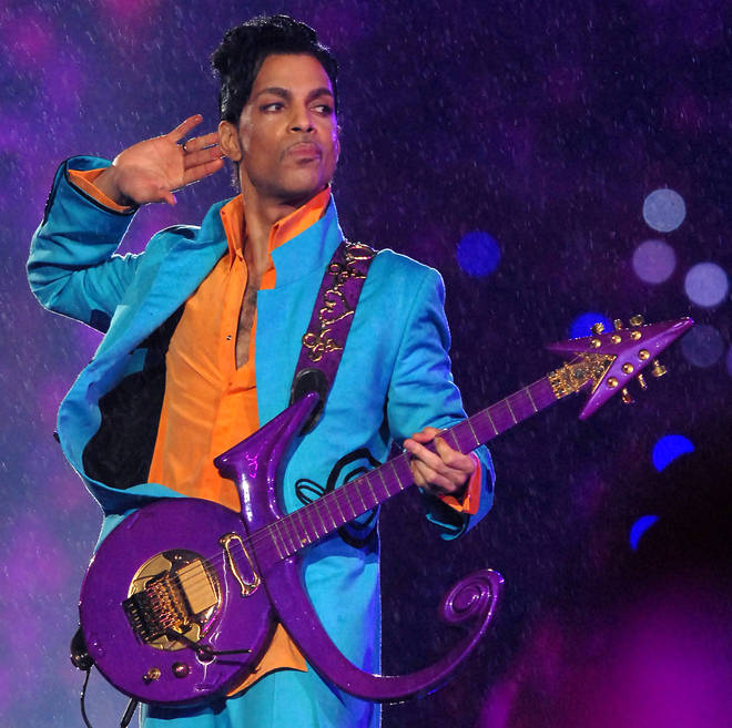 Prince's Estate has posthumously released 'Holly Rock'