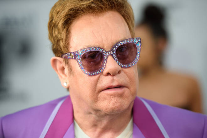 Elton John celebrates 29 years of sobriety 'I was a broken man'