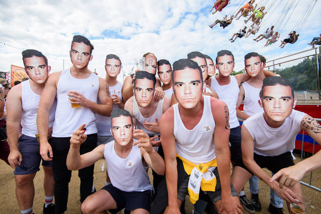 Fans of Robbie Williams will enjoy the themed cruise